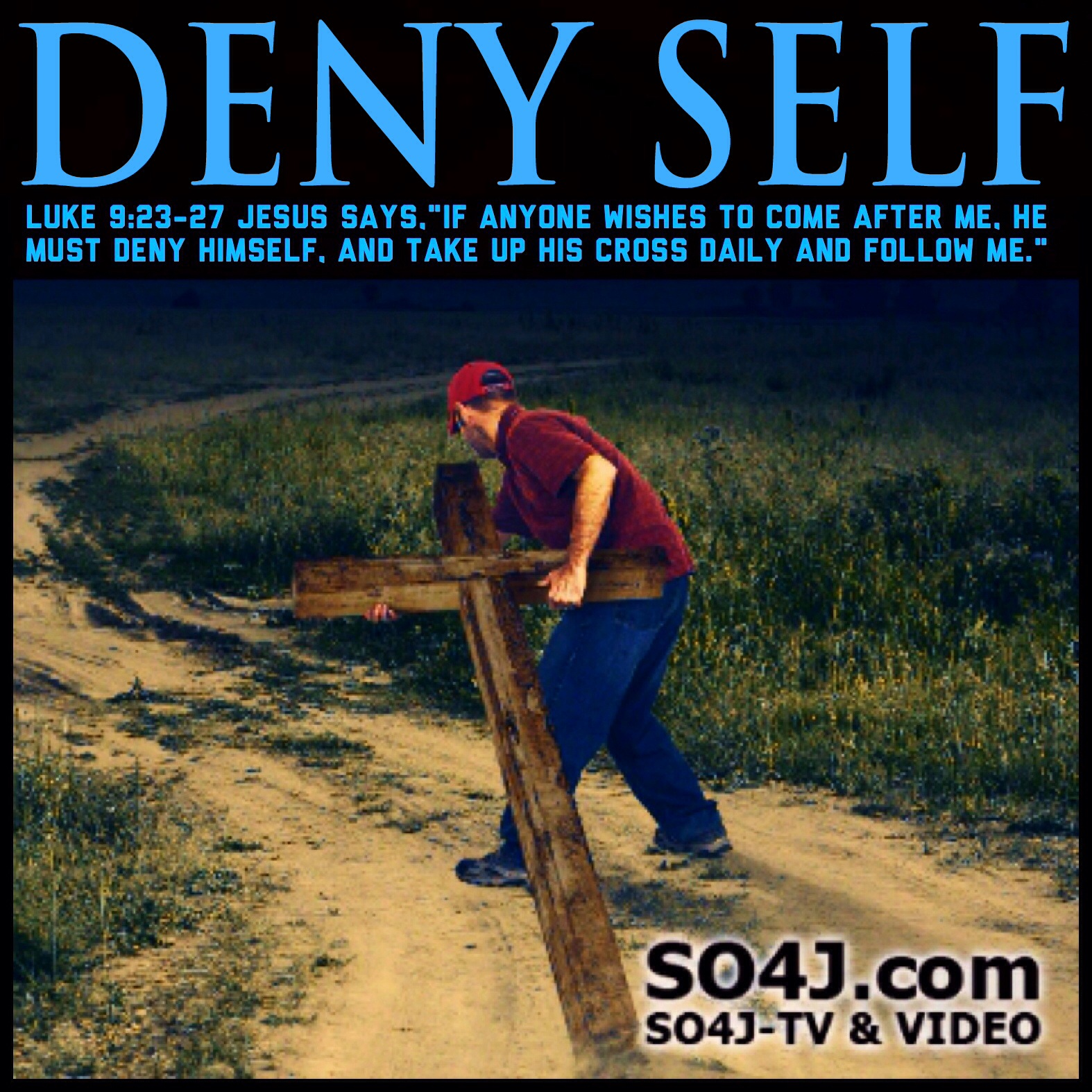 deny self what does it mean to deny yourself
