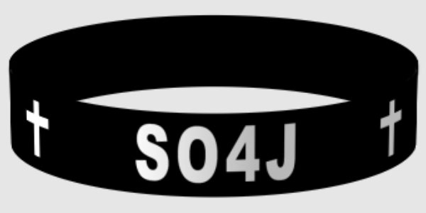SO4J Wristband SO4J Only
